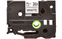 Genuine Brother TZe-S261 Labelling Tape Cassette – Black on White, 36mm wide