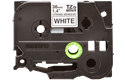 Casetă cu bandă de etichete originală Brother TZe-S261 – negru pe alb, lățime de 36mm 2