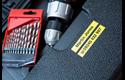 Tze-S621 ruban d'étiquettes adhésif puissant 9mm 4