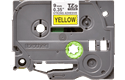 Brother TZeS621 original etikettape, svart på gul, 9 mm  2
