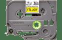 Original TZe-S631 Schriftbandkassette von Brother – Schwarz auf Gelb, 12mm breit 2