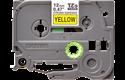 Original Brother TZeS631 tape – sort på gul, 12 mm bred 2