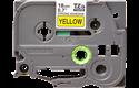 Cassette à ruban pour étiqueteuse TZe-S641 Brother originale – Noir sur jaune, 18mm de large 2