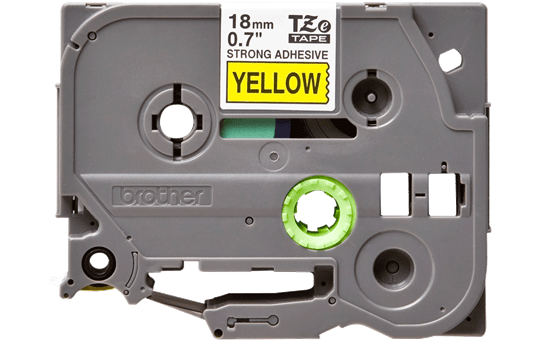 Brother TZe-S641 18mm labeltape 2