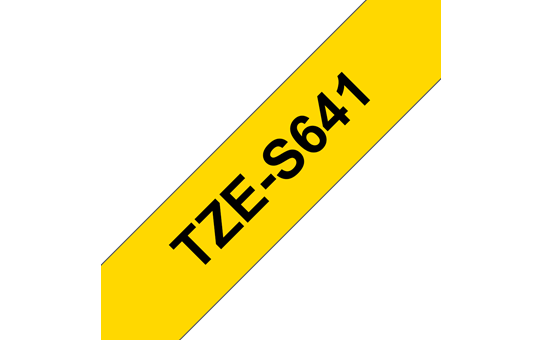 Brother TZe-S641 18mm labeltape