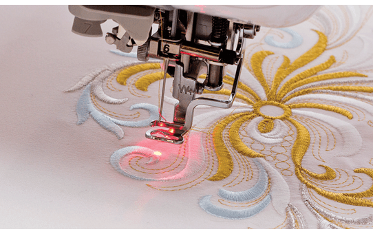 Brother Embroidery foot with LED Pointer FLED1