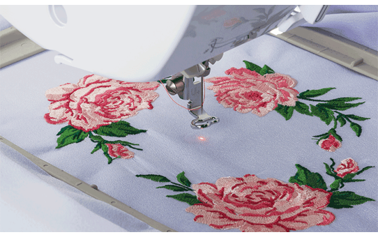 Brother Embroidery foot with LED Pointer FLED2 2