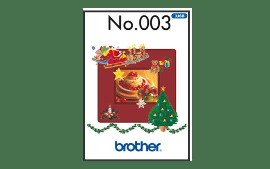 Collection de motifs de broderie n°3 BLECUSB3