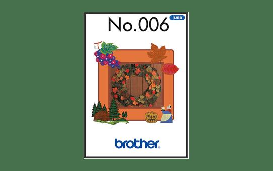 BLECUSB6 Stickmuster-Kollektion 6