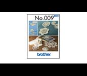 Clé USB pour la broderie - Collection fagon crochet