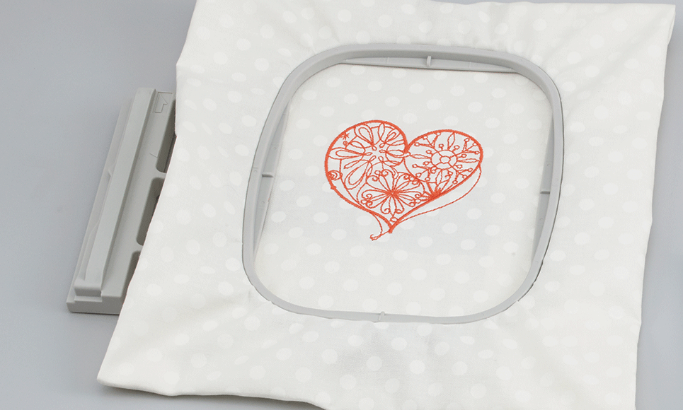 10 x 10cm Embroidery frame EF74