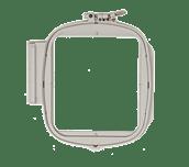 Cadre de broderie carré 15x15cm SEF150 gris