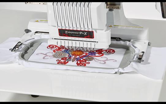 300 x 200mm Standaard borduurraam PRH300