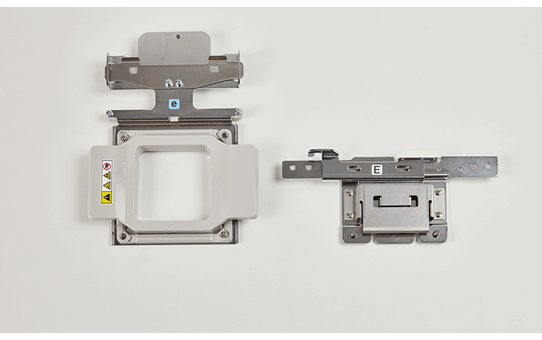 Telaio magnetico 50 x 50 mm e supporto PRMFA50 2