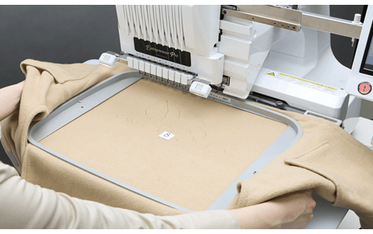 360 x 360mm Jumbo Embroidery Frame PRPJF360
