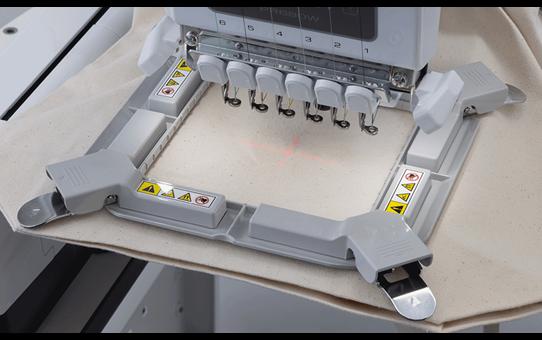 Magnetische borduurraam set voor de PR - 100 x 100mm PRVMFMKIT 2