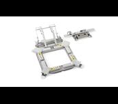 Magnetisch frame en arm om aan Brother PR-borduurmachines te bevestigen