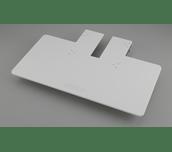 Table d'extension rectangulaire blanche pour machines à broder PR/VR