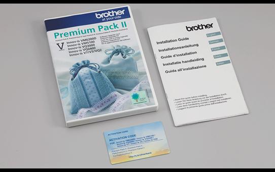 Kit de mise à niveau Premium PackII UGKV2 pour Brother Innov-is V