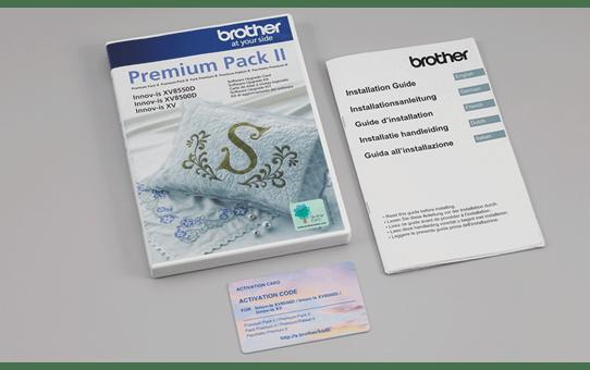 Kit de mise à niveau Premium PackII UGKXV2 pour Innov-is XV