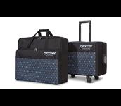 Valises à roulettes Innov-is XE1 pour machine et unité de broderie