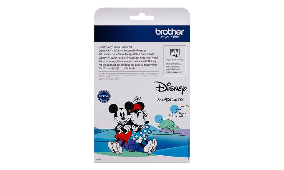 Disney kit automatisch instelbaar mes voor vinyl CADXVBDSNKIT1