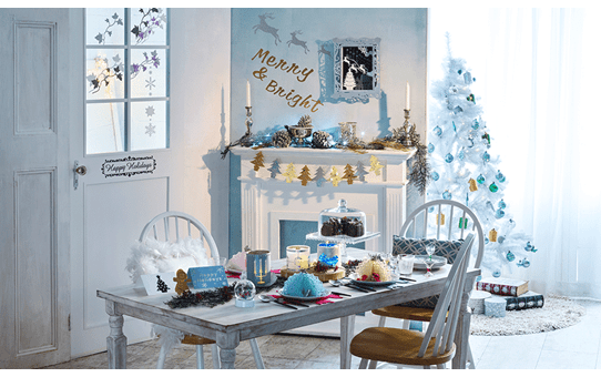 CACDCP01 Christmas Decoration Collection 3