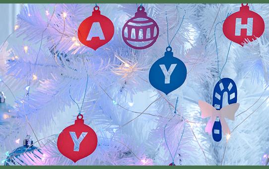 CACDCP01 Collezione decorazioni natalizie 5