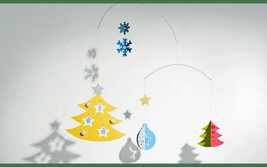 CACDCP01 Collezione decorazioni natalizie 6
