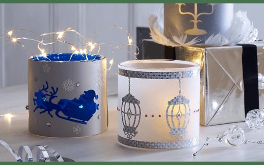 CACDCP01 Collezione decorazioni natalizie 8