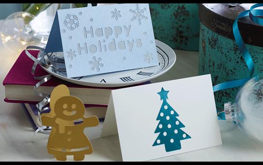 CACDCP01 Weihnachtsdekoration-Kollektion 9