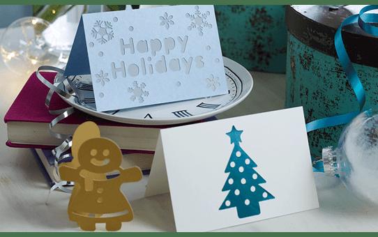 CACDCP01 Collezione decorazioni natalizie 9
