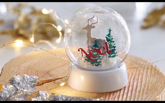 CACDCP01 Collezione decorazioni natalizie 10