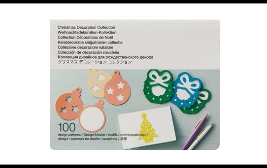 CACDCP01 Weihnachtsdekoration-Kollektion