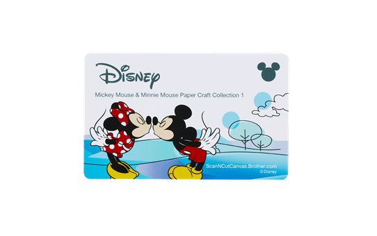Disney Mickey and Friends Paper design collection CADSNP01 2