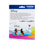 Mickey Mouse and Friends ScanNcut design collection