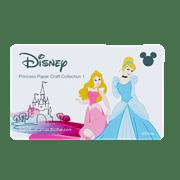 Prinzessinnen Mustersammlung für Papiermodelle