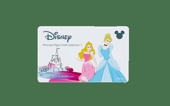 """Disney Musterkollektion """"Prinzessinnen"""" für Papier CADSNP02"""