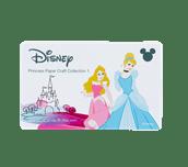 Collection de créations en papier Princesses