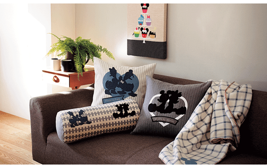 Collezione disegni per applicazioni Disney Mickey and Friends CADSNP03 2