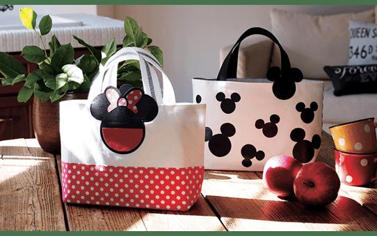 Collection de motifs «Mickey & ses amis» CADSNP03 4