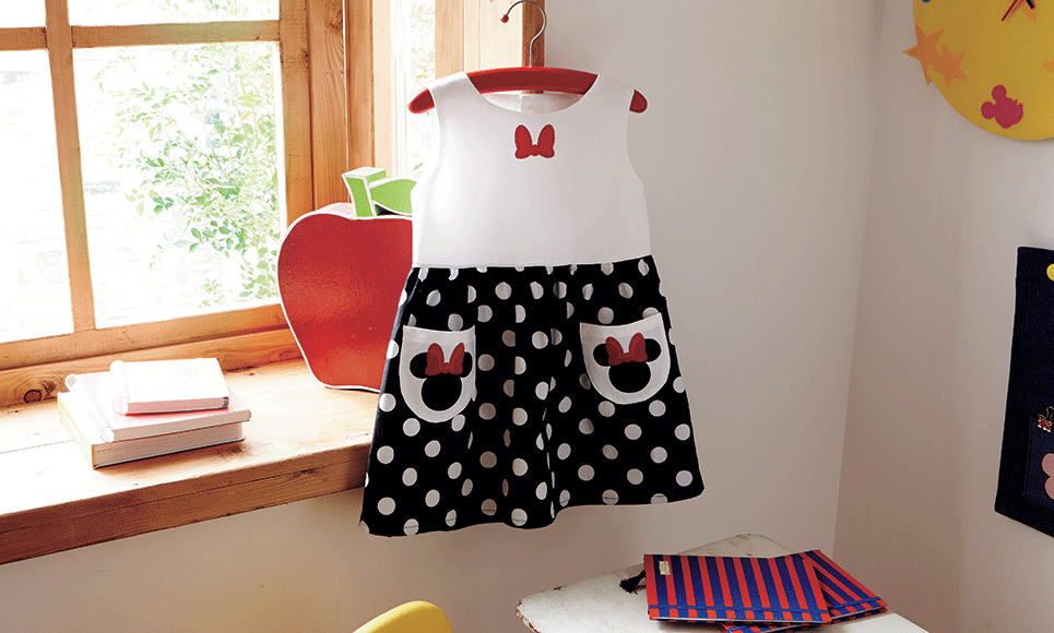 Disney Mickey and Friends Appliqué  design collection CADSNP03 7