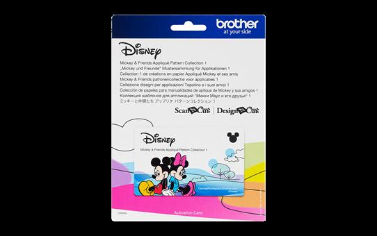 Collection de motifs «Mickey & ses amis» CADSNP03
