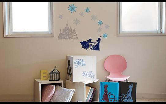 Collection de motifs Disney La Reine des Neiges CADSNP04 7