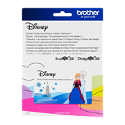 Disney Frozen Home deco ScanNCut design collection