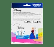 De créations en paper Décor d'intérier Disney La Reine des Neiges