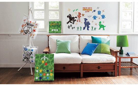 Disney Toy Story Home deco design collection CADSNP05 2