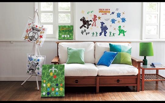 Disney Toy Story woondecoratie-patrooncollectie CADSNP05 2