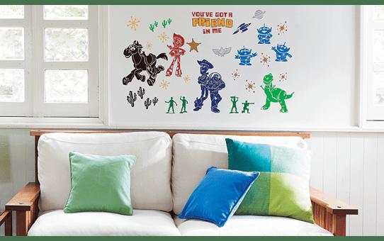 Collection de motifs Disney Toy Story CADSNP05 5