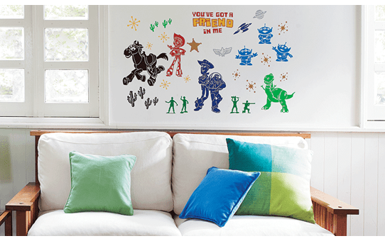 Disney Toy Story Home deco design collection CADSNP05 5